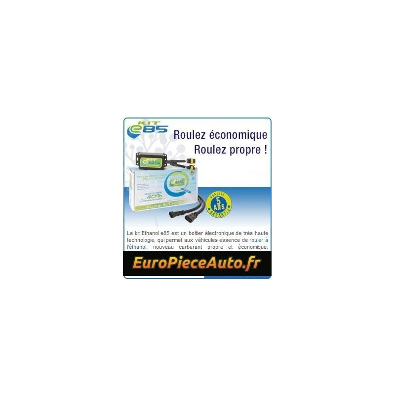 Boitier bioethanol e85 Powersystem