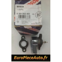 Regulateur pression Bosch 0281002493