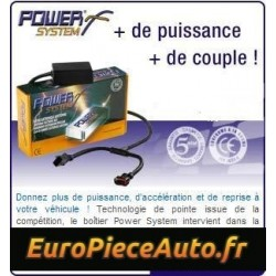 Boitier additionnel Power System seul