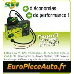 Boitier SFI purificateur de carburant