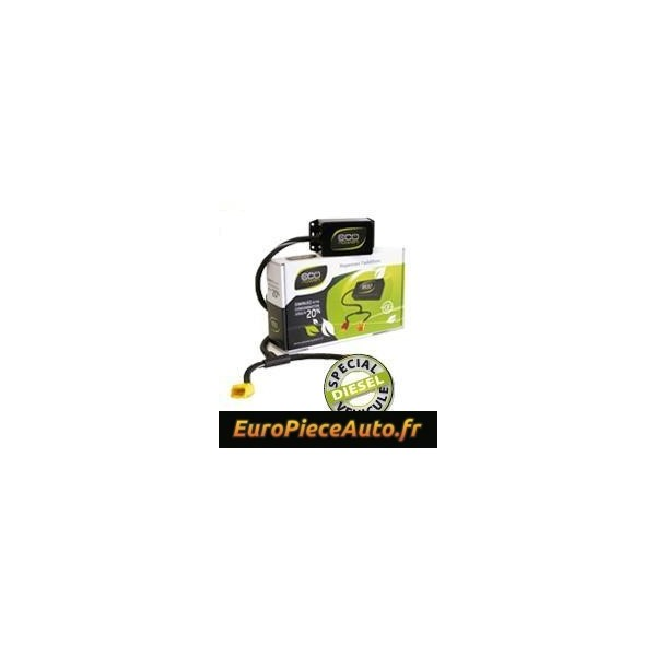 Boitier Eco Power economiseur de carburant diesel