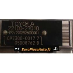 Pompe injection HP2 Denso 097300-001# neuve