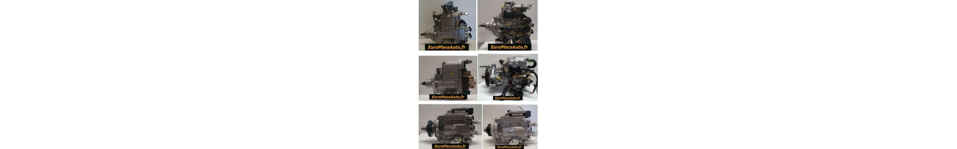 Test pompe injection Diesel