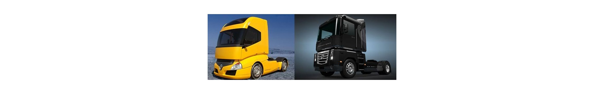 Camions poids lourd